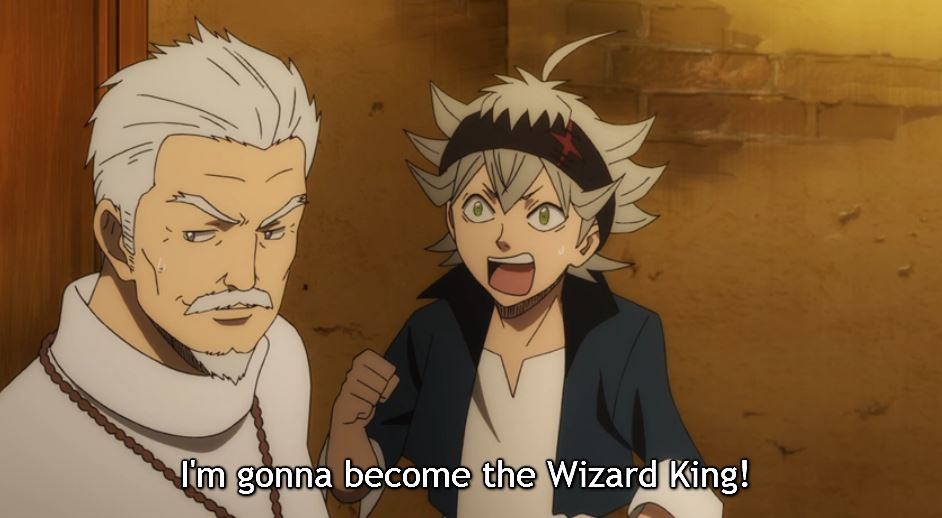 200 Word Anime: Black Clover - Episode 3