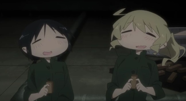 Girls' Last Tour Episode 7