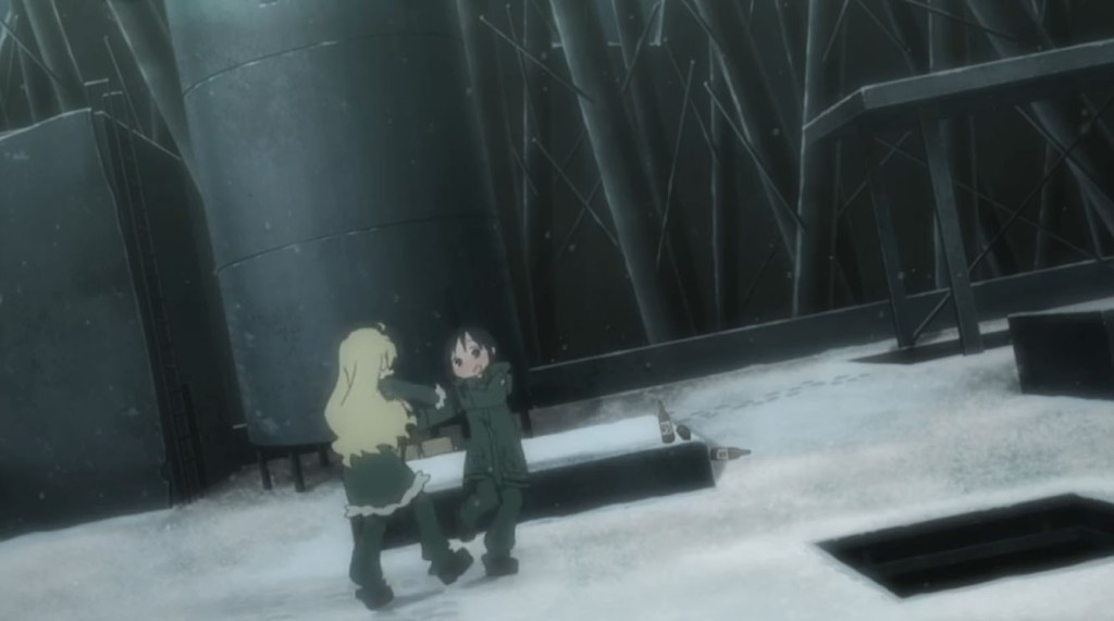 Girls' Last Tour - Chi and Yu
