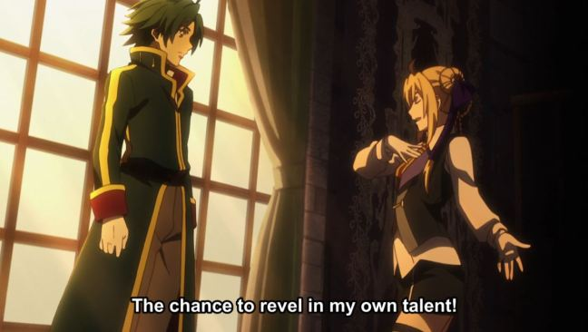 Record of Grancrest War Episode 2