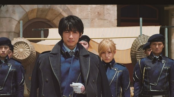 Fullmetal Alchemist Liveaction 5