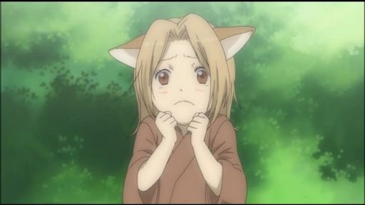 The Little Fox from Natsume Yuujinchou