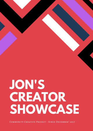 Jon Creator Showcase 1
