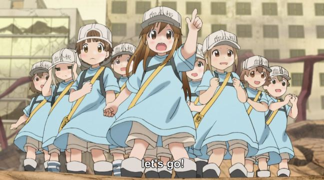 Cells at Work - Episode 2 - Platelets