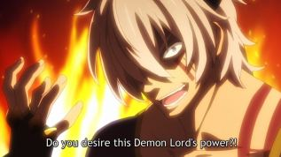 How Not To Summon a Demon Lord Episode 7 Diablo