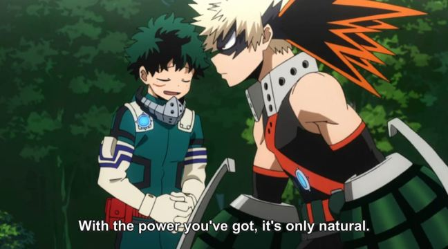 My Hero Academia Episode 56 - Bakugou