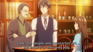 Holmes of Kyoto Episode 5