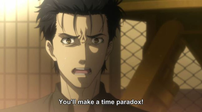 Steins;Gate 0 - Episode 18 - Okabe