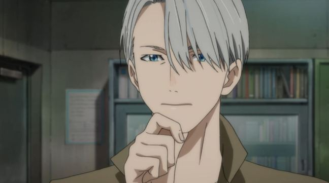 Yuri on Ice Episode 2 - Victor