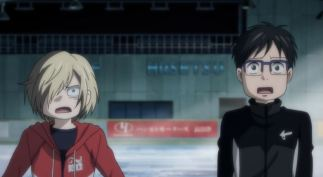 Yuri on Ice - Episode 2 - Yuri