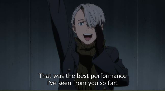 Yuri on Ice Episode 3 - Victor