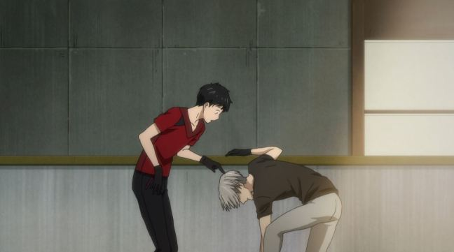 Yuri on Ice Episode 4
