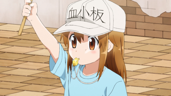 Cells at Work Episode 12 - Platelet