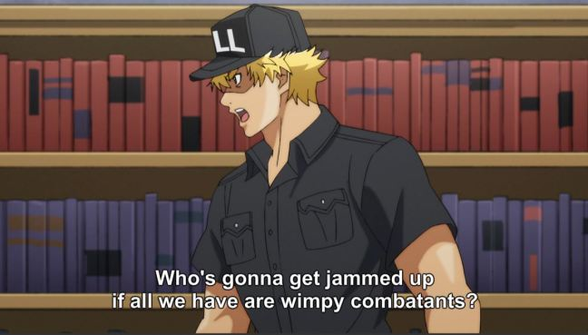 Cells at Work Episode 9 Killer T Cell