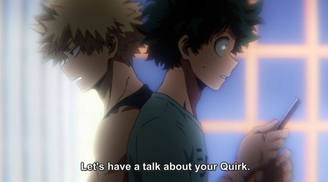 My Hero Academia Episode 60