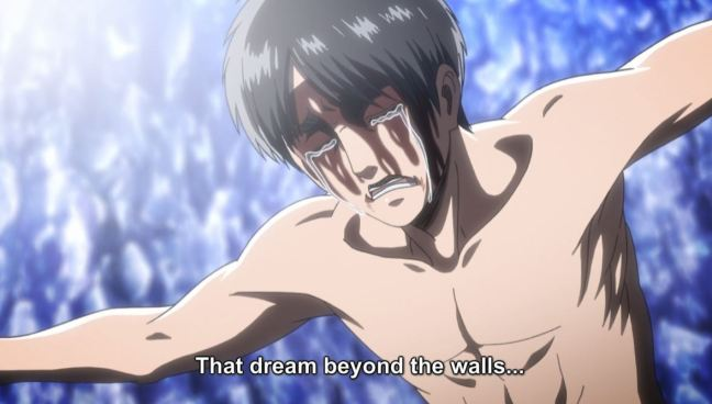 Attack on Titan Episode 7 - Eren