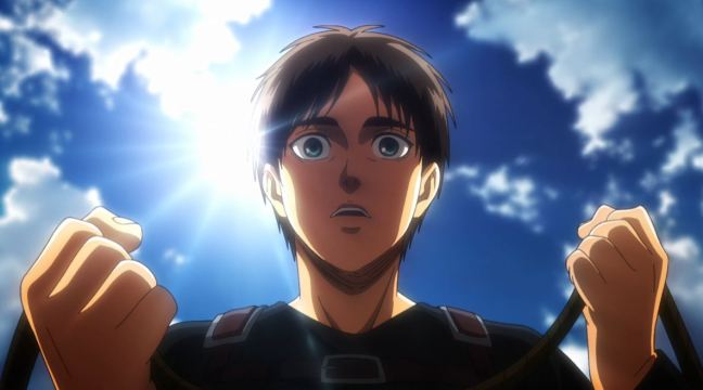 Attack on Titan Episode 9