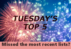 Top 5 Tuesday list link