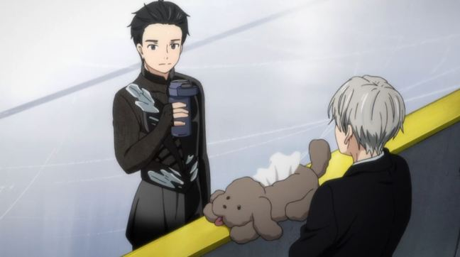 Yuri on Ice Episode 5 - Yuri and Victor