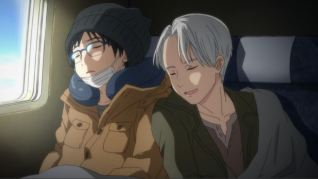 Yuri on Ice Episode 6 Victor and Yuri