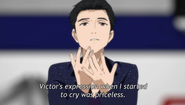 Yuri on Ice Episode 7 - Yuri on Ice