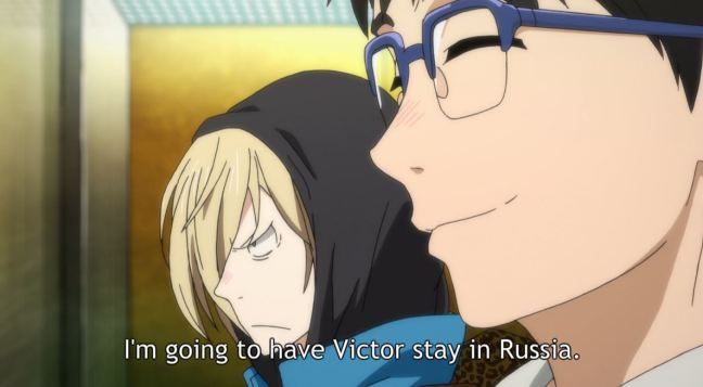 Yuri on Ice Episode 8