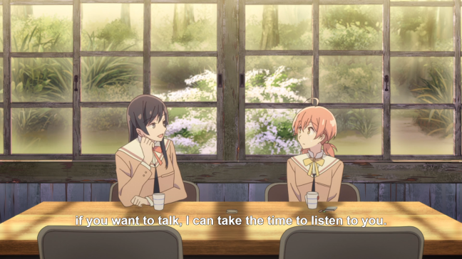 Bloom Into You Episode 1