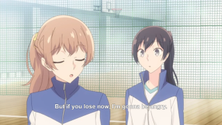 Bloom Into you Episode 2