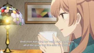 Bloom Into You Episode 7 Sayaka