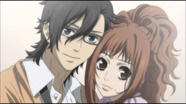 Say I Love You Yamato and Megumi