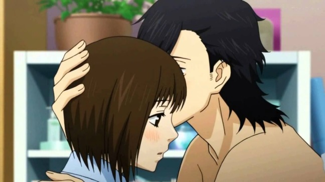Say I Love You Mei and Yamato