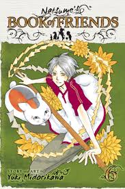 Natsume's Book of Friends Volume 6 Cover