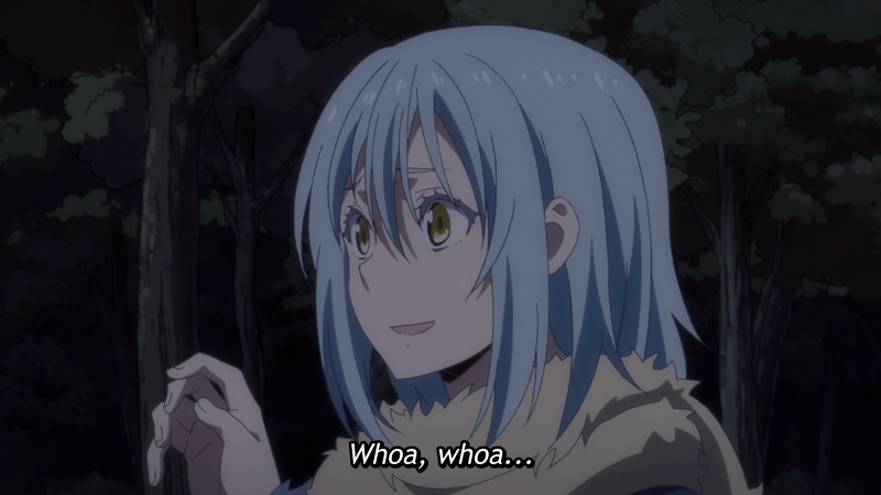 That Time I Got Reincarnated as a Slime Episode 13 Rimuru