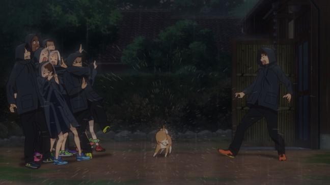 Run With The Wind Episode 11 Rain