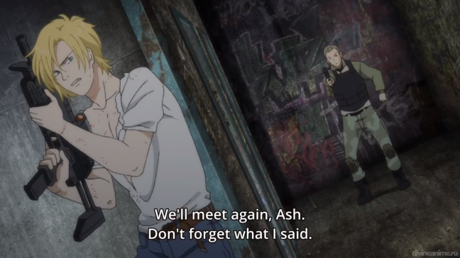 Banana Fish Episode 22