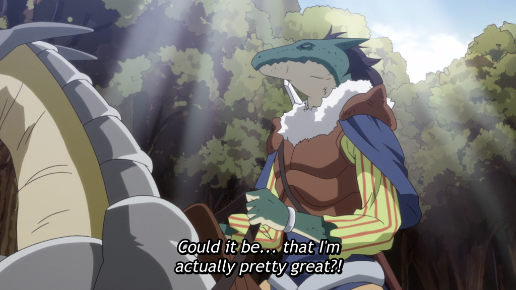 That Time I Got Reincarnated as a Slime Episode 10 Lizardmen