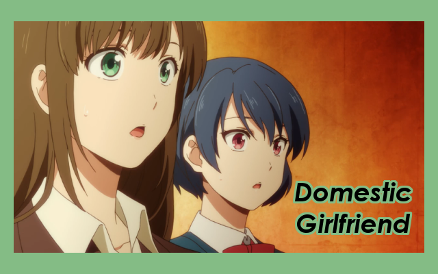 Domestic Girlfriend Post Title Image