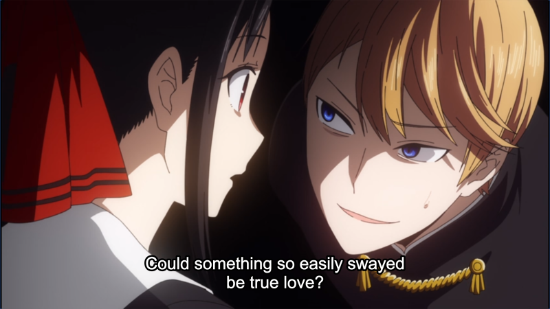 Kaguya Sama Love is War Episode 1