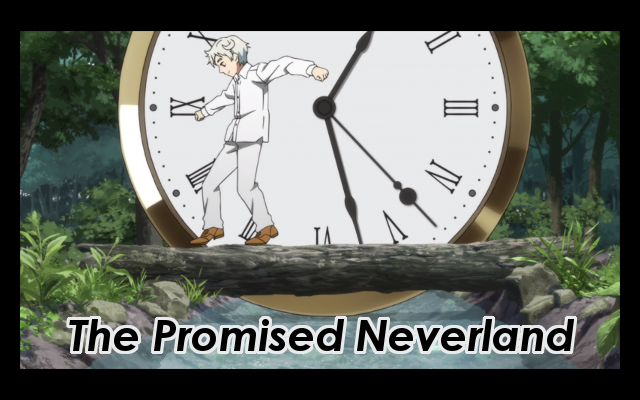 The Promised Neverland post title image