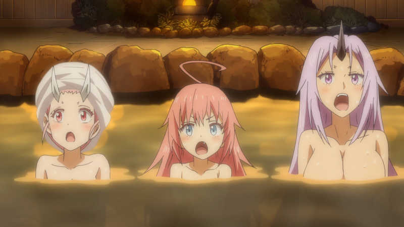 That Time I Got Reincarnated as a Slime Episode 18 fanservice