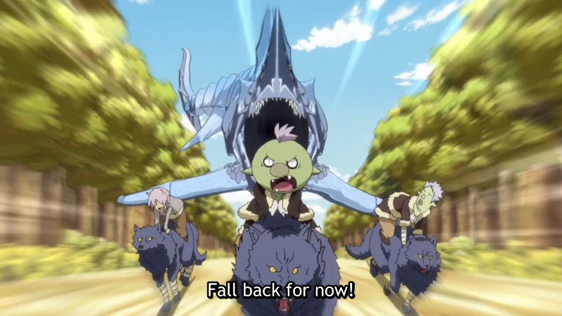 That Time I Got Reincarnated as a Slime Episode 19 Gobta