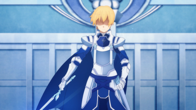 Sword Art Online Alicization Episode 20