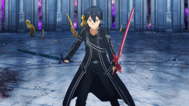 Sword Art Online Alicization Episode 24 - Kirito