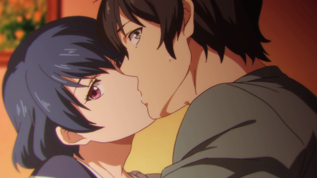 Domestic Girlfriend Episode 8
