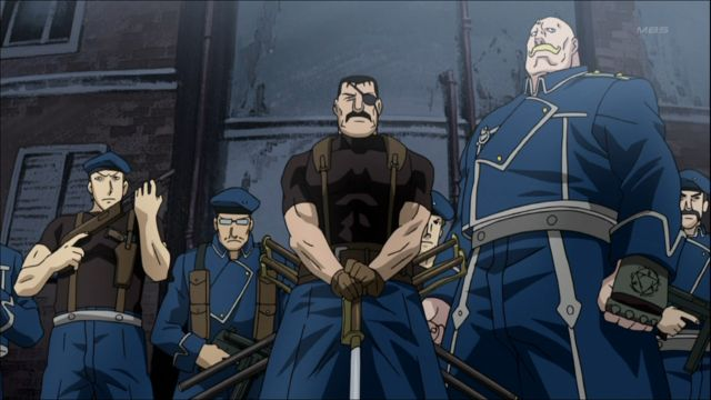 Full Metal Alchemist - Military