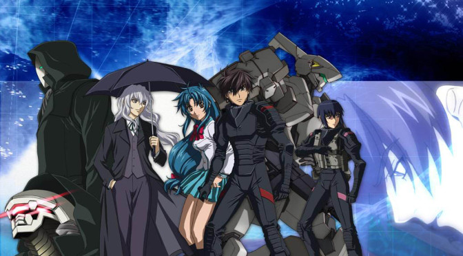 Full Metal Panic The Second Raid