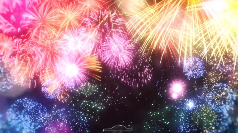 Kaguya-Sama Episode 12 - Fireworks