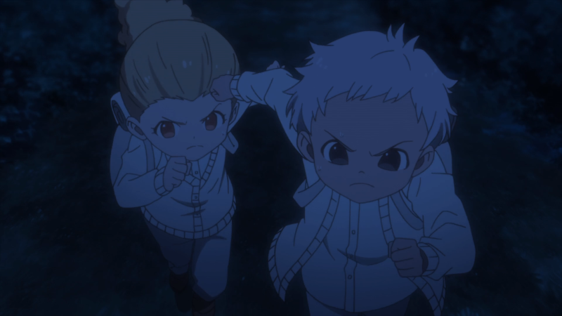 The Promised Neverland Episode 11