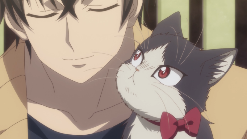 My Roommate is a Cat Episode 12 - Haru and Subaru